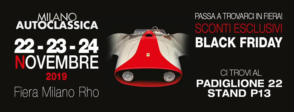 Salone Milano Autoclassica 2019